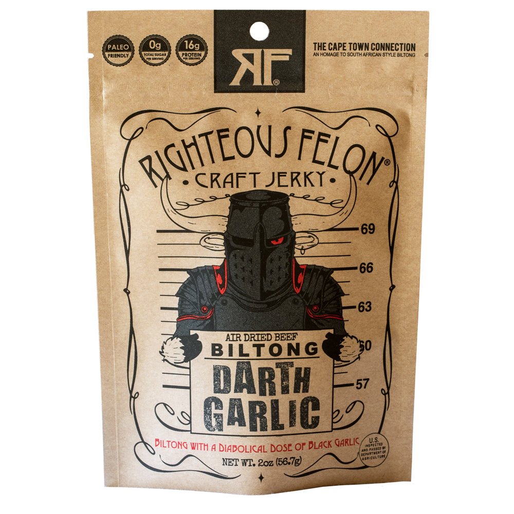Darth Garlic Biltong