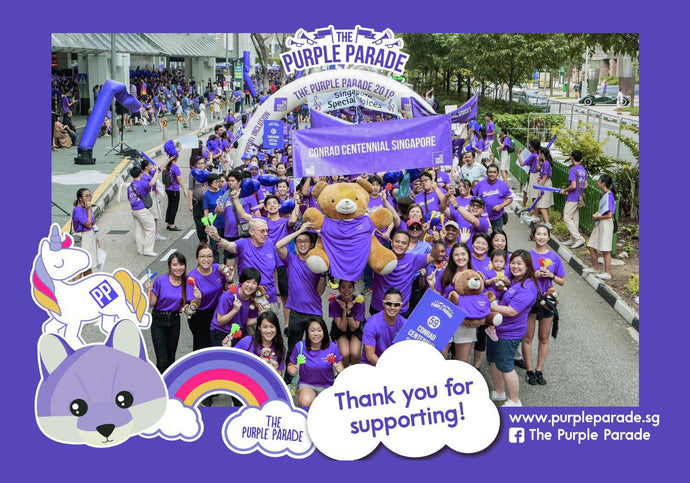 21 Nov 19 - The Purple Parade's Appreciation Party <Corporate>