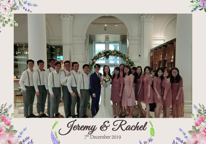 7 Dec 19 - Jeremy and Rachel's Wedding