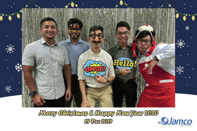 19 Dec 2019 - Jamco's Xmas and New Year Party