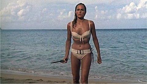 Bordelle Powerbitch #8 – Ursula Andress