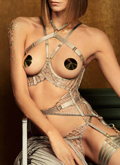 Sisi Ouvert Wire Bra