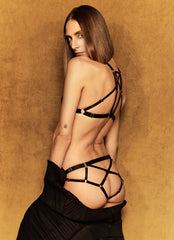 Sisi Open Back Brief