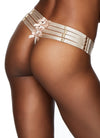 Adjustable Webbed Thong
