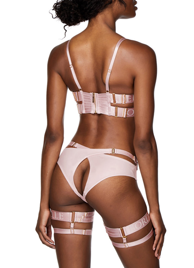 Allegra Ouvert Wrap Brief