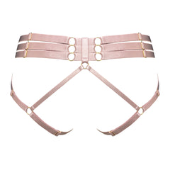 Amaya Ouvert Strap Brief