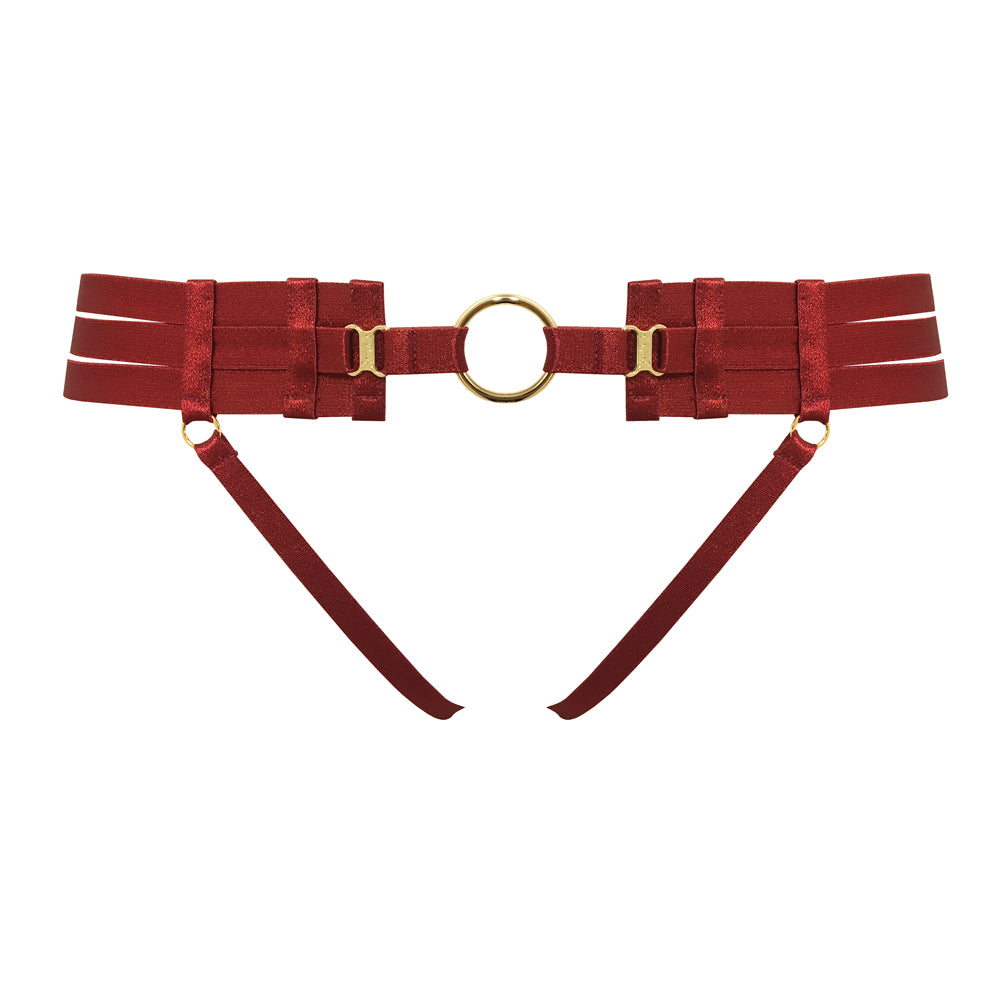 Amaya Ouvert Harness Brief