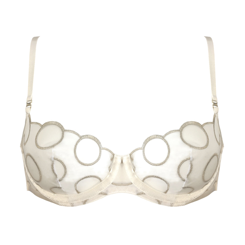 Bubble Balconette Wire Bra
