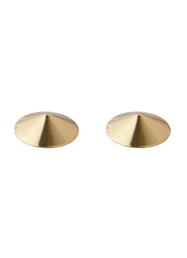 24k Gold Plated Nipplets