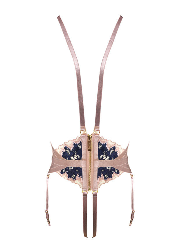 Wilde Panelled Harness