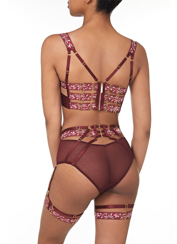 Kew High Waist Brief