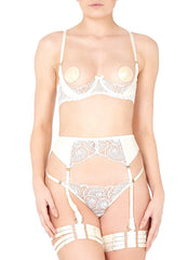 Nami Guipure Ouvert Wire Bra