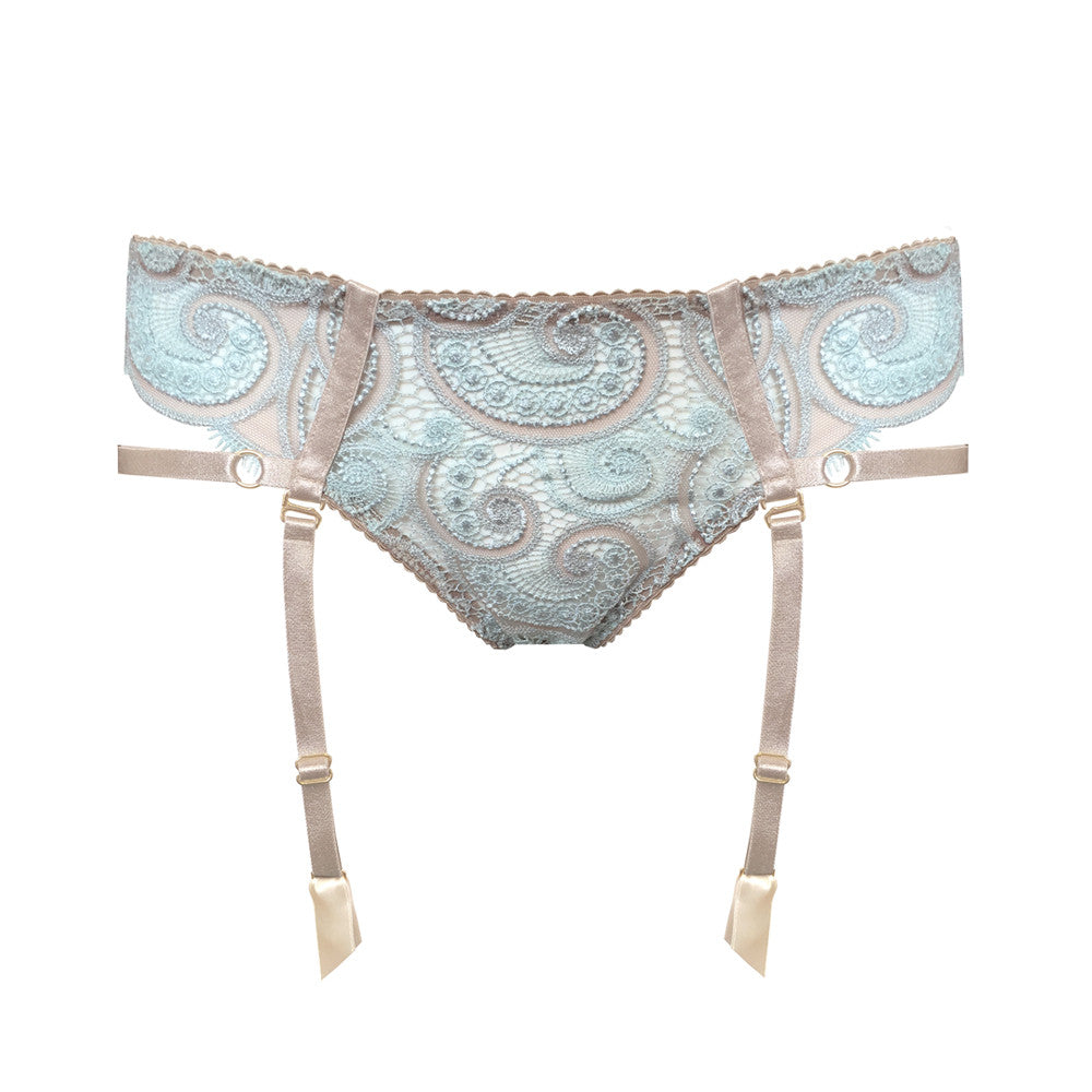 Nami Guipure Adjustable Ouvert Brief