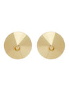 24k Gold Plated 'O' Nipplets