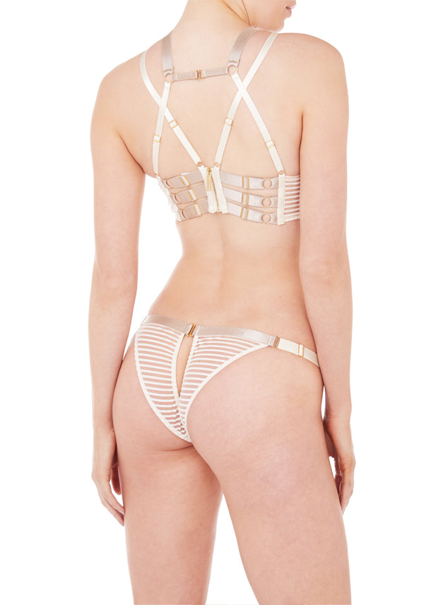 Scala Ouvert Wire Bra