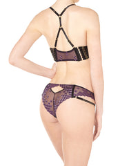Square Lace Brief