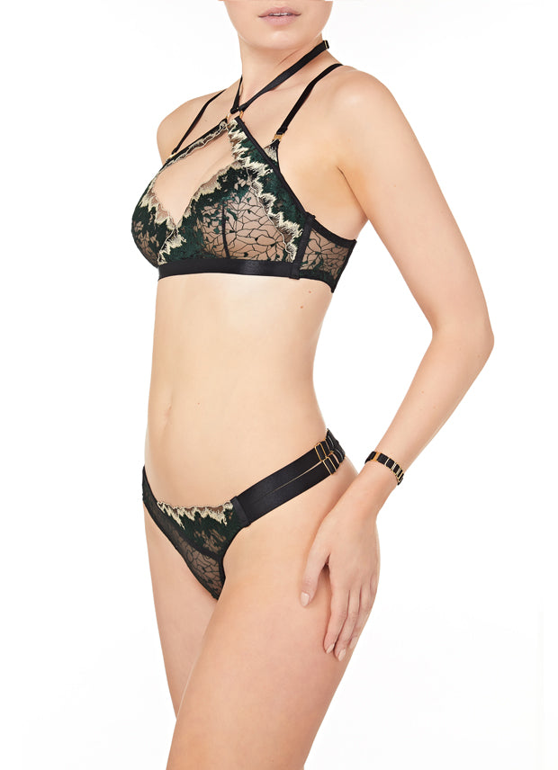 Wilde Soft Collar Bra