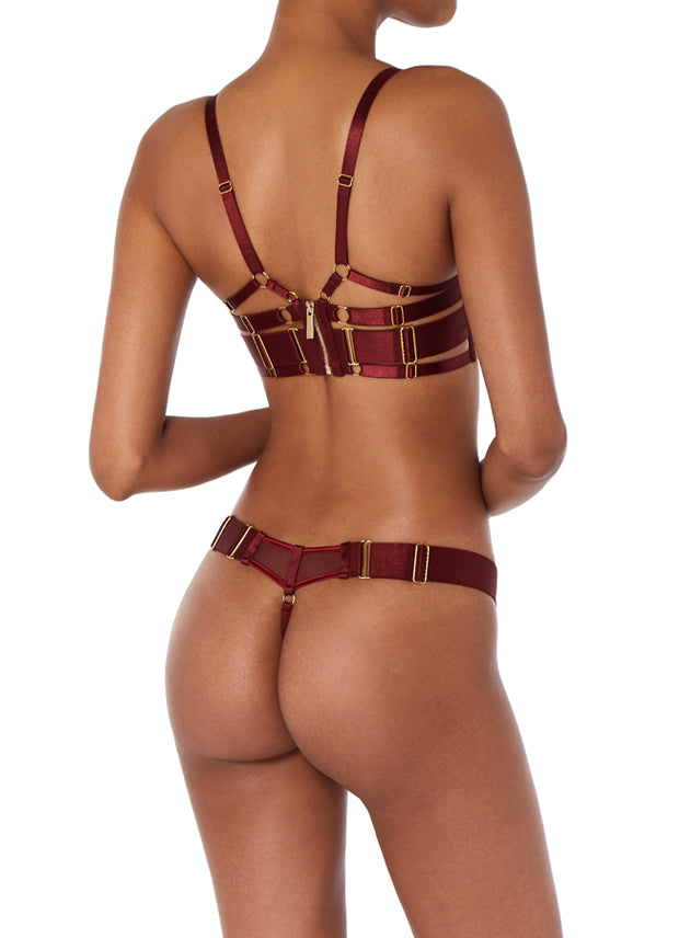 Merida Wrap Wire Bra