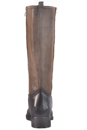 CHEYENNE DISTRESSED TALL BROWN