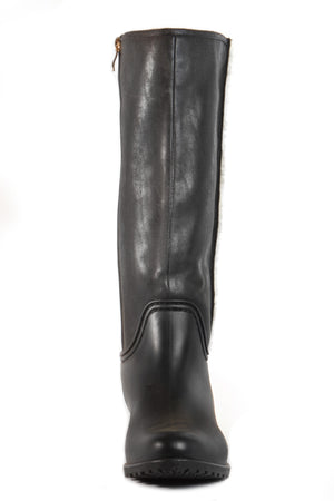 CHEYENNE DISTRESSED TALL BLACK