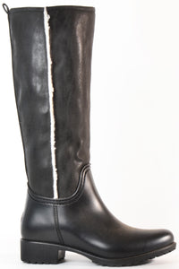 dav waterproof boot faux distressed leather cheyenne