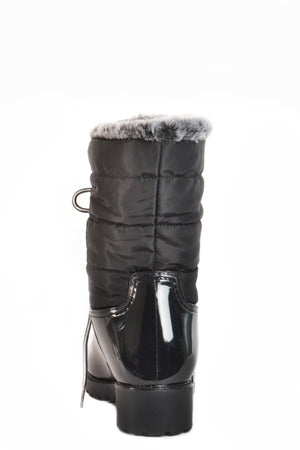 HELENA MID HEIGHT LINED BOOT