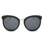 LAGUNA CAT EYE SUNGLASS IN BLACK