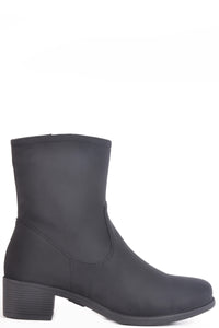 MANHATTAN BREATHABLE WATERPROOF MID-HEIGHT NYLON BOOT