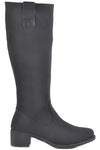 dav rain boots manhattan tall breathable waterproof nylon chic dress boot