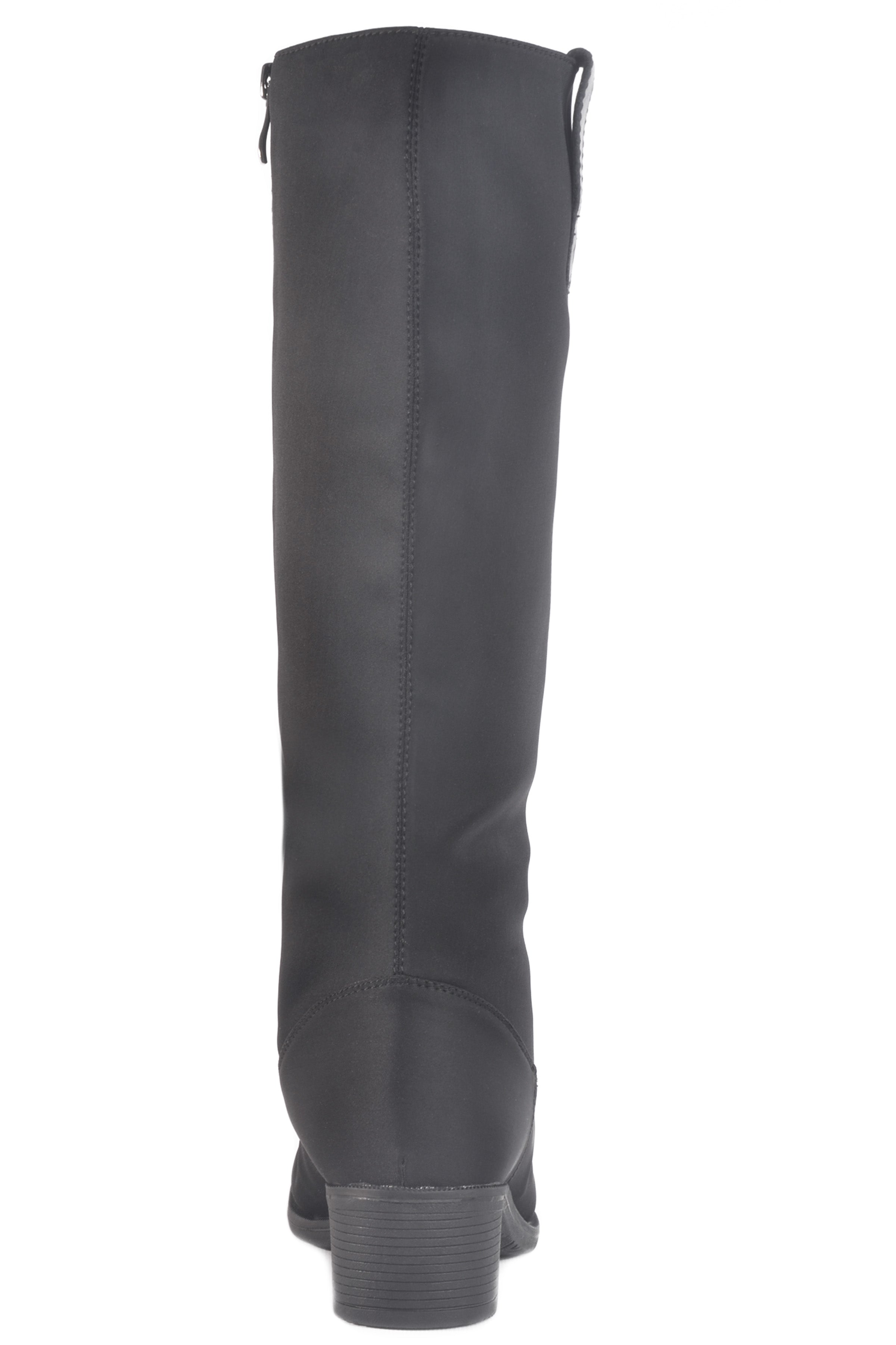 MANHATTAN BREATHABLE WATERPROOF NYLON TALL BOOT