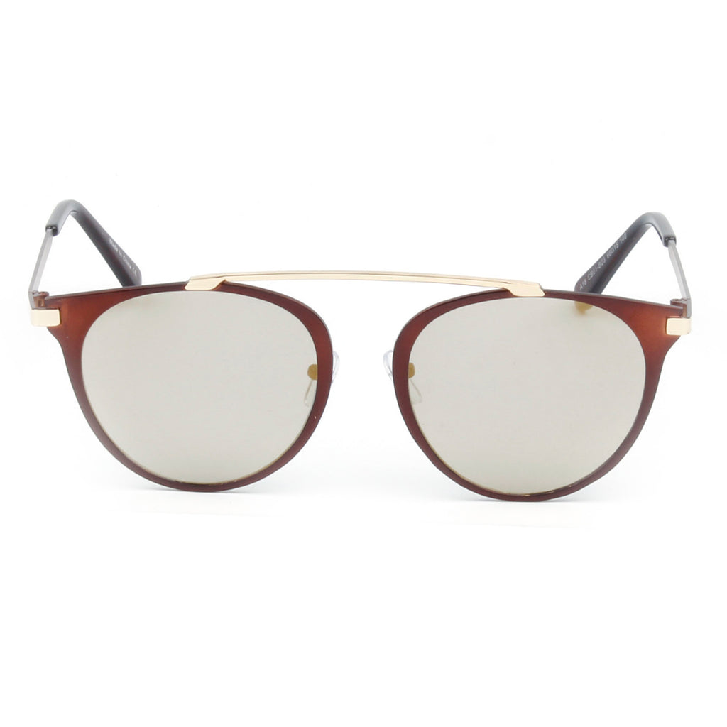 MONTECARLO SUNGLASS IN BROWN