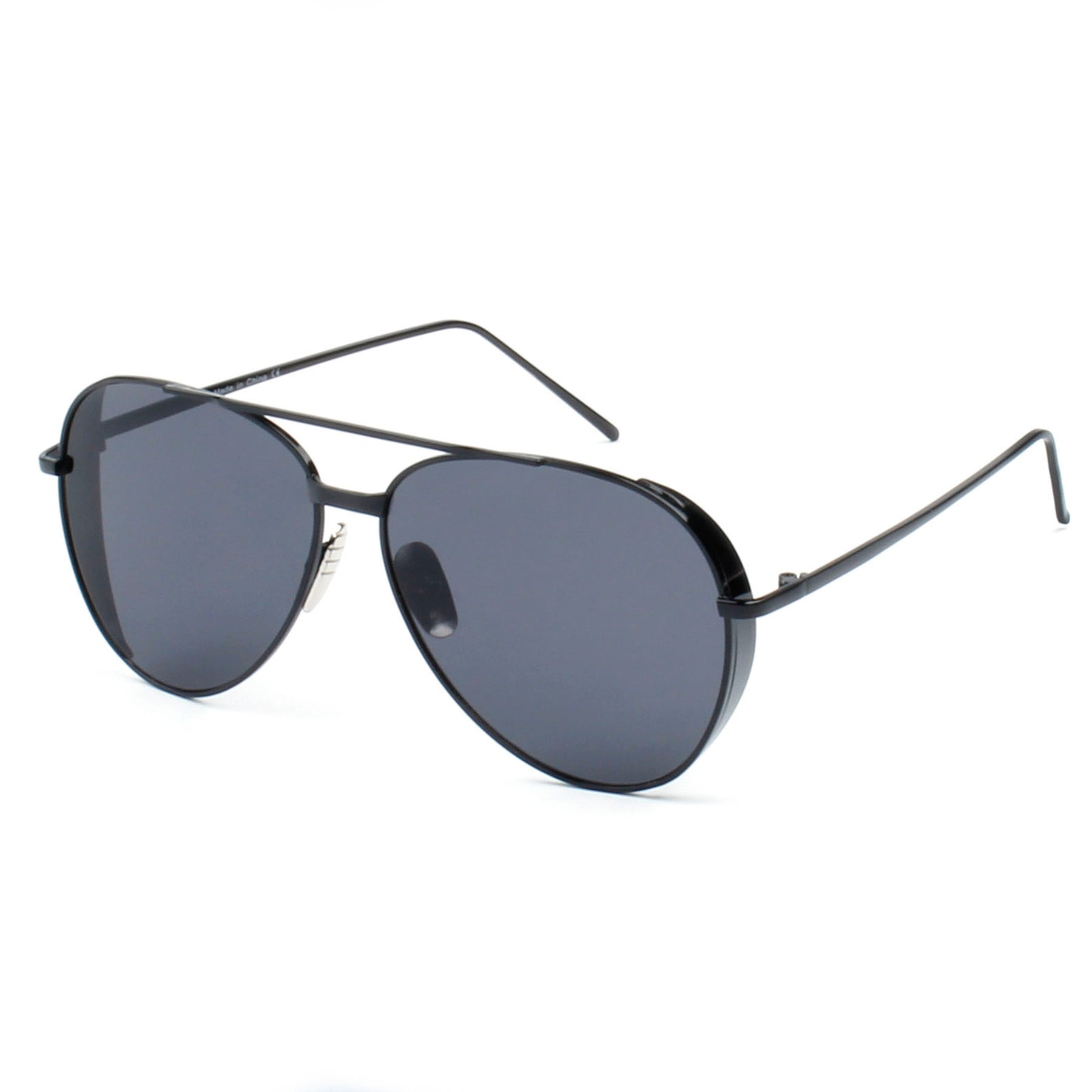 RECIFE SUNGLASS IN BLACK