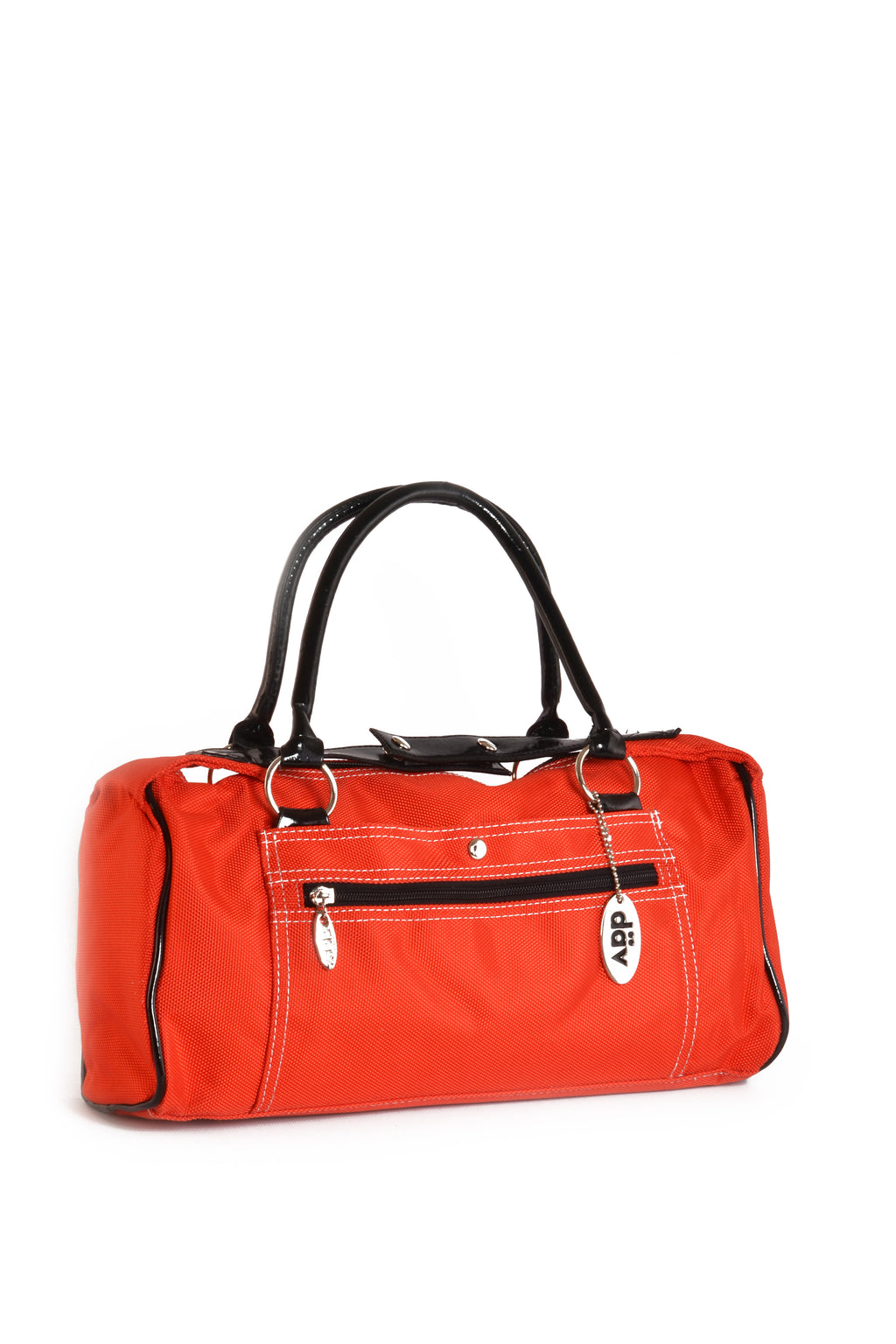 Small East West Handbag red