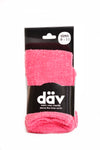 Over-the-Knee Sock Chenille Bubblegum