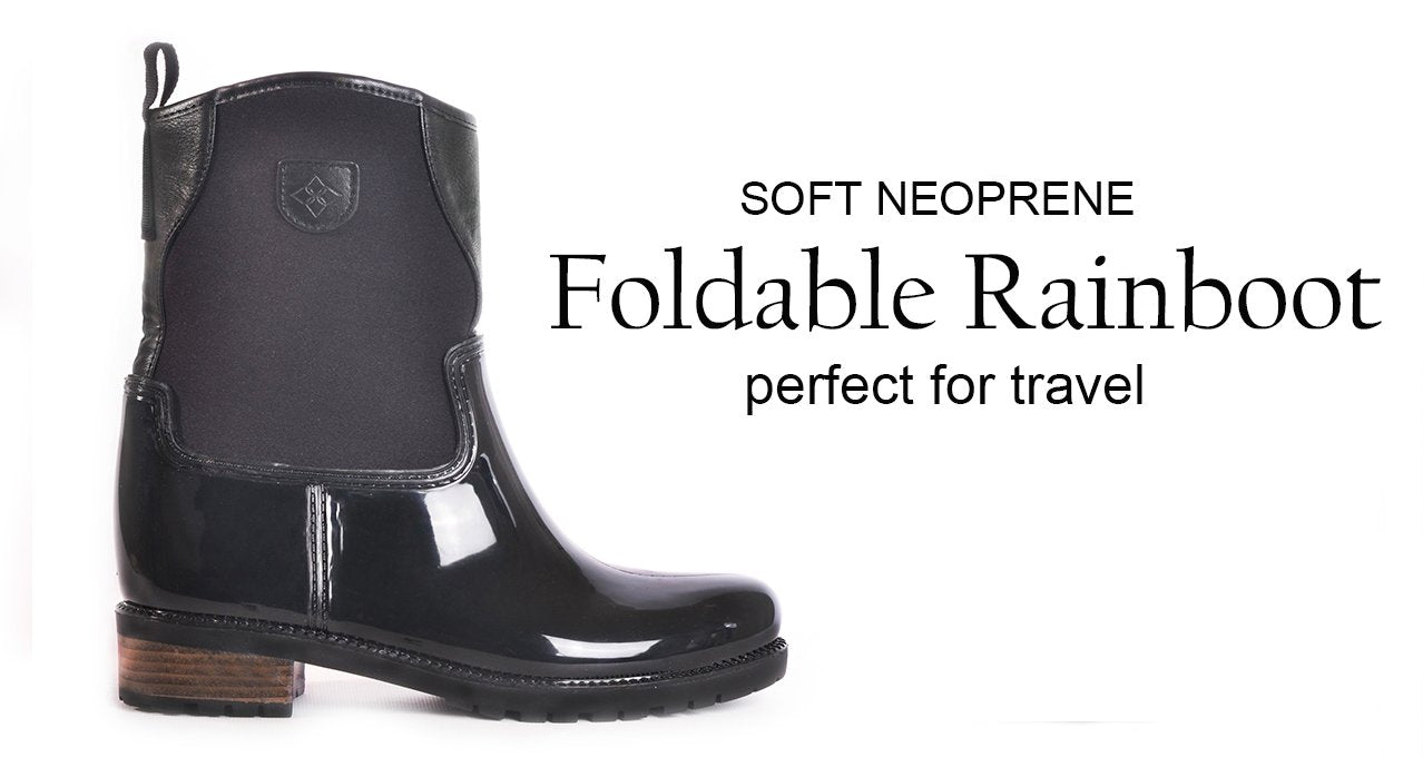 dav rainboots new fall arrivals- Coventry bootie däv rainboot