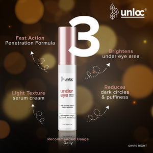 Unloc Mixify Advanced Under Eye Regime Kit