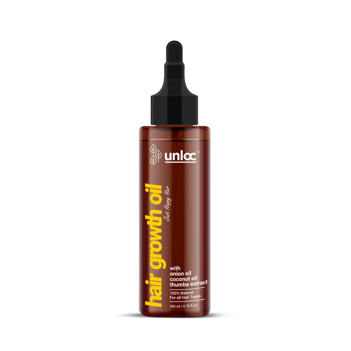 Unloc Mixify Hair Growth Oil, 200ml