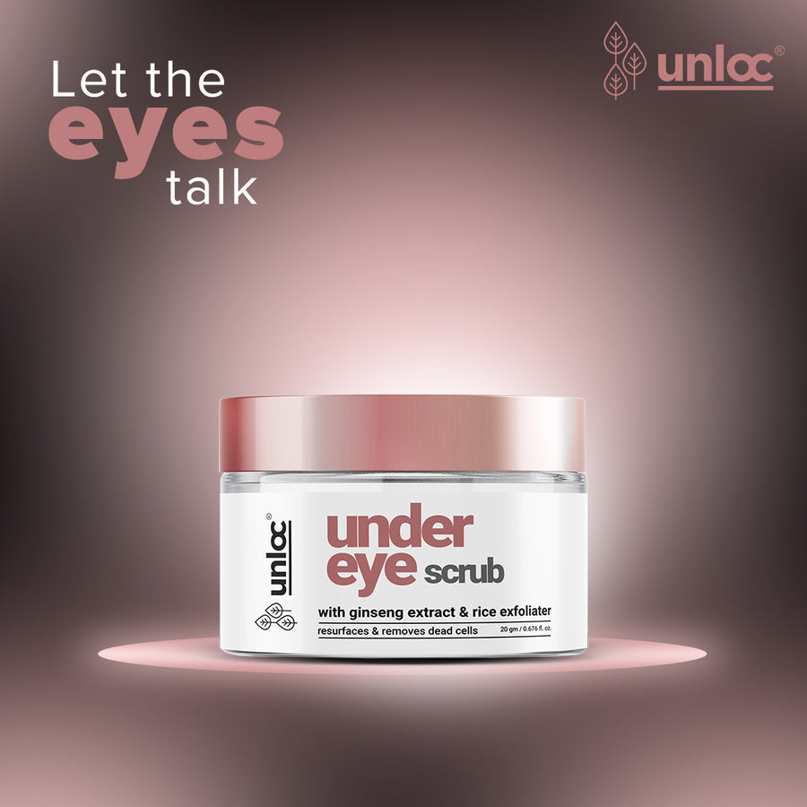 Unloc Mixify Under Eye Scrub (20 g / 0.676 fl.oz.)