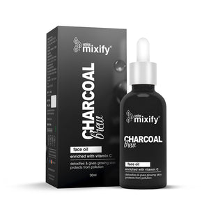 Unloc Mixify Charcoal Brew Face Oil - 30ml