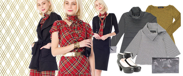 Tartan and Check, Holiday Style