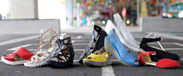 That Spring in your Step: Fly London