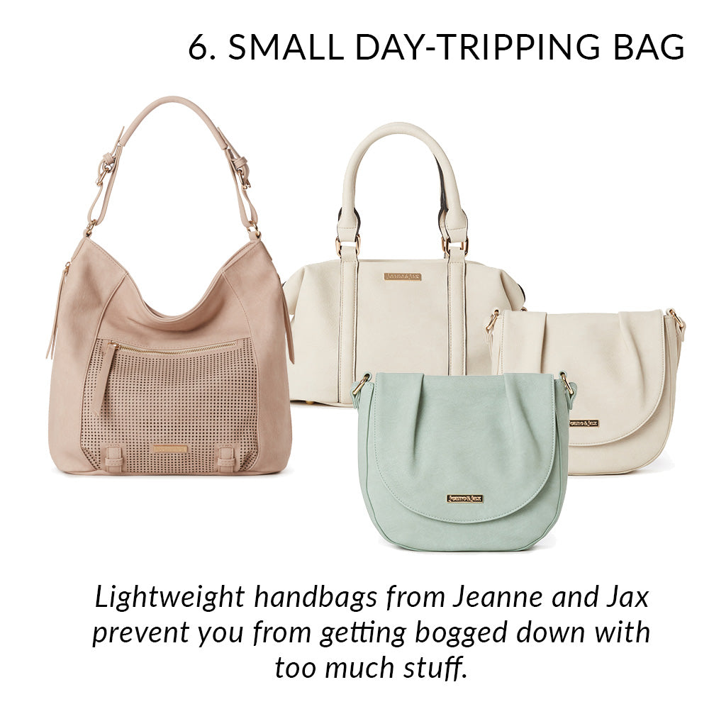 Lightweight handbags