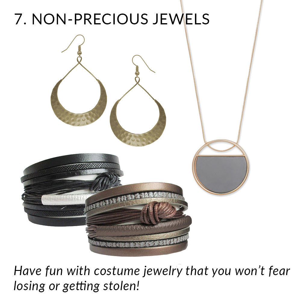 Fun jewelry to travel with