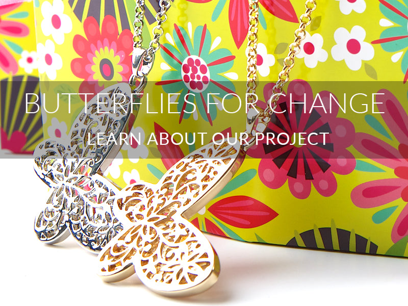 Butterfly project for Princess Margaret Cancer Centre