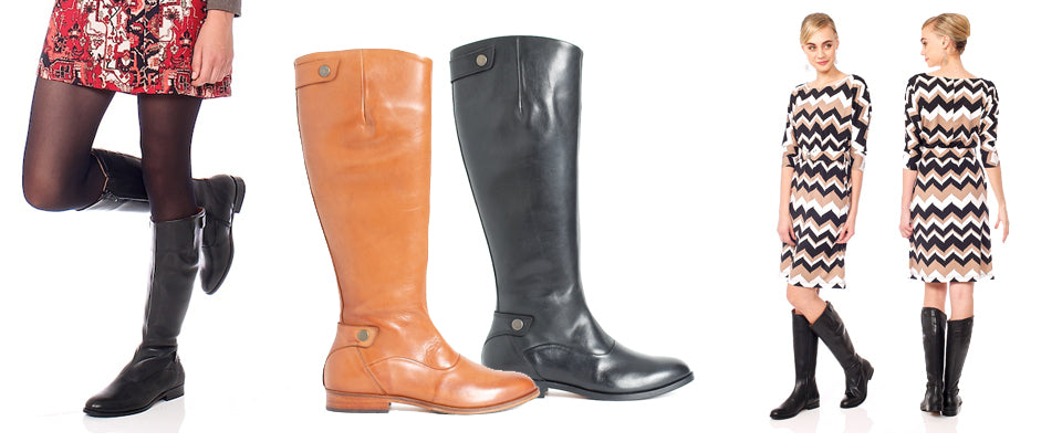 Diana Tall Boot by Ten Points