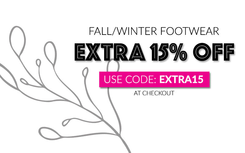 EXTRA 15% OFF BOOTS