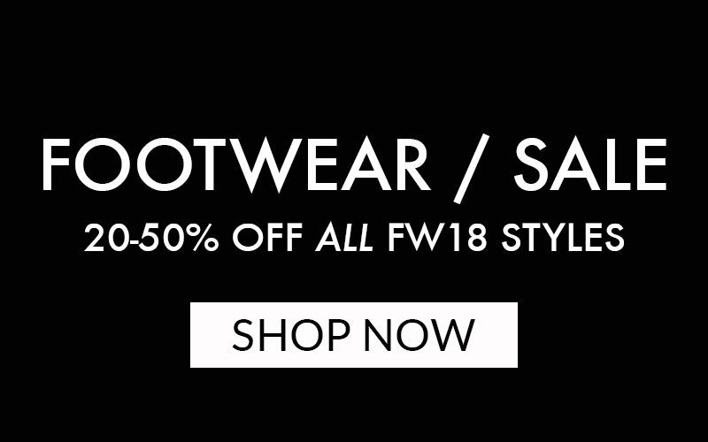 SHOES AND BOOTS ON SALE