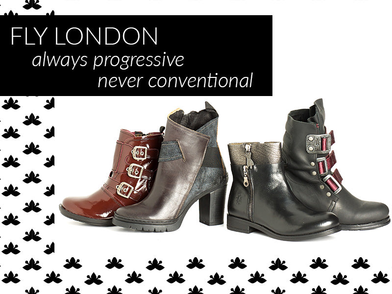 Fly London Shoes Bergstrom