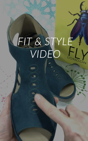 FLY LONDON BEZO FIT AND STYLE REVIEW