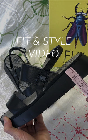 Fly London Cura fit and style review